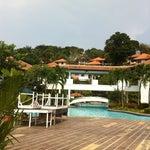 Photo taken at Nongsa Point Marina & Resort by Joelle N. on 8/18/2012
