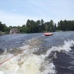 Photo taken at Beaver Lake by Jennifer B. on 5/28/2012