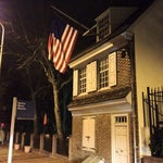 Photo taken at Betsy Ross House by Anthony S. on 2/22/2012