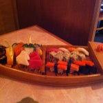 Photo taken at Sakura Sushi Japanese Restaurant by Danielle O. on 7/22/2012