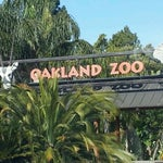 Photo taken at Oakland Zoo by Felicia G. on 4/18/2012