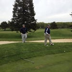 Photo taken at Penn State Golf Courses by Brandon P. on 4/28/2012