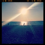 Photo taken at Sylvan Beach NY by Morgan R. on 8/7/2012
