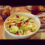 Photo taken at Panera Bread by Alyssa A. on 6/29/2012