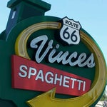 Photo taken at Vince's Spaghetti by Michelle V. on 7/16/2012