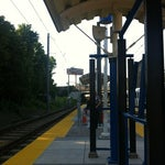 Photo taken at North Avenue Light Rail Station by Sam Y. on 6/28/2012