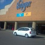 Photo taken at Kroger by Casey M. on 5/26/2012