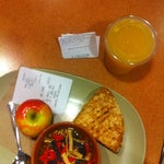 Photo taken at Panera Bread by Carolina A. on 3/14/2012