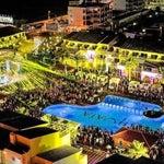 Photo taken at Ushuaïa Ibiza Beach Hotel by Leon V. on 7/13/2012