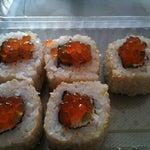 Фото Саюри. Авто-суши в соцсетях