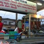 Photo taken at ลาบสารคาม by กฤษณานันท์ ม. on 6/19/2012