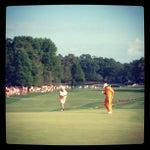 Photo taken at Wells Fargo Championship by Stephanie W. on 5/7/2012