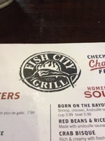 Fish City Grill