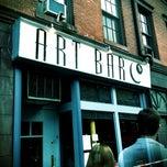 Photo taken at Art Bar by Steven S. on 8/1/2012