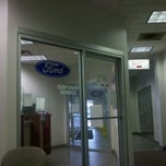 Photo taken at Sentry Ford by James B. on 5/16/2012