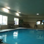 Photo taken at Best Western Plus Peppertree Inn At Omak by Gyu Young J. on 7/21/2012