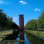 Photo taken at Van der Valk Hotel Houten by Freddy v. on 8/4/2012