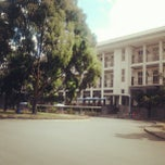 Photo taken at Universitas Gadjah Mada (UGM) by Hendra P. on 8/25/2012