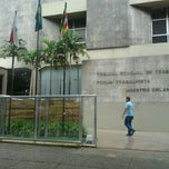 Photo taken at Tribunal Regional do Trabalho da 8ª Região by Ludmyla A. on 4/9/2012