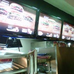 Photo taken at Burger King by Sergio V. on 3/7/2012