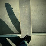 Photo taken at Sunnyvale Skate Park by beno h. on 9/13/2012