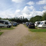 Photo taken at Teversal Camping and Caravanning Club Site by Steven E. on 7/14/2012