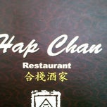 Photo taken at Hap Chan by Jason T. on 4/27/2012
