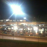 Photo taken at Senoia Raceway by Robert G. on 8/19/2012