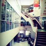 Photo taken at สำนักหอสมุด (Library) by Epps D. on 6/14/2012