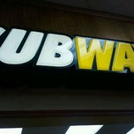 Photo taken at Subway by Legendary on 2/16/2012