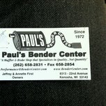 Photo taken at Paul's Bender Center by Vicki B. on 12/16/2011
