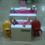 Photo taken at Crocs by Agus Supranata on 4/15/2012