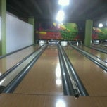 Photo taken at Strike Bowling Center by Julián A. on 9/2/2012