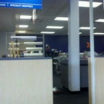 Photo taken at FedEx Office Print & Ship Center by jjeff r. on 10/2/2011