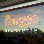 Photo taken at Brugge Brasserie by Jen G. on 10/1/2011