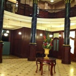Photo taken at Rendezvous Grand Hotel Melbourne by Frank T. on 11/8/2011