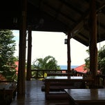 Photo taken at Bounty Resort Koh Phangan by Rita M. on 4/21/2012