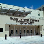 Photo taken at BankUnited Center by Paolo on 9/11/2011