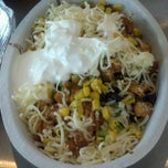 Photo taken at Chipotle Mexican Grill by Sonya B. on 8/31/2012