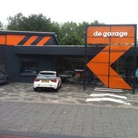 Photo taken at Garage vd Udenhout Boxtel by Mart W. on 6/22/2011