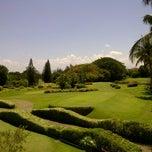 Photo taken at Santo Domingo Country Club by José Antonio L. on 8/13/2012