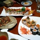 Photo taken at Okawa Japanese Restaurant by Jessica H. on 5/9/2012