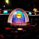 Photo taken at Laugh Factory by Matthew W. on 7/4/2012