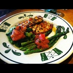 Photo taken at Olive Garden by Lilly M. on 6/3/2012