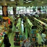 Photo taken at ศูนย์หนังสือจุฬาฯ (Chulabook) by Chantaralak on 3/11/2012