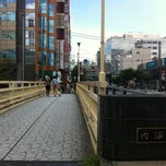 Photo taken at 内海橋 by Nao on 9/29/2012