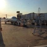 Photo taken at Gate B13 by Steven F. on 8/16/2013