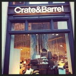 Photo taken at Crate & Barrel by Michael G. on 1/11/2013