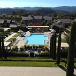 Photo taken at Madera - Rosewood Hotel Sand Hill by Artem G. on 11/23/2012