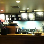 Photo taken at Starbucks by Samantha F. on 1/1/2013